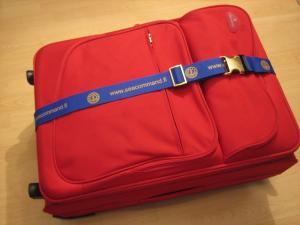 Matkalaukkuvyö / resväskerem